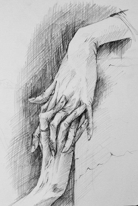 Фото сплетенных рук