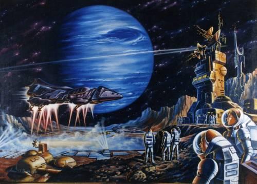 Солярис цивилизация