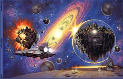 Космические поселенцы