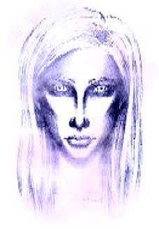 Мертвенно-бледные покойники стояли как столпы рядом с Н., медленно и настойчиво вели женщину к смертному одру.