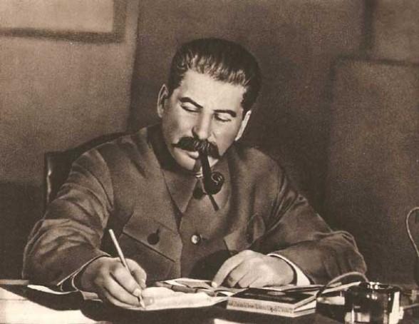 Сталин, гаплогруппа G